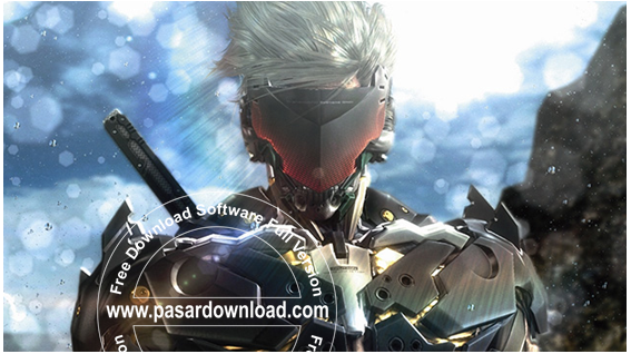 Download games Metal Gear Rising Revengeance Full Rip