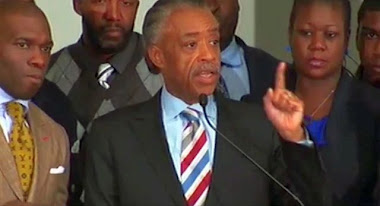 Al Sharpton speaks for Sybrina Fulton and Tracy Martin after George Zimmerman arrested