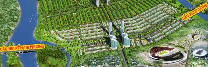 Bán đất Khu đô thị Nam cầu Nguyễn Tri Phương