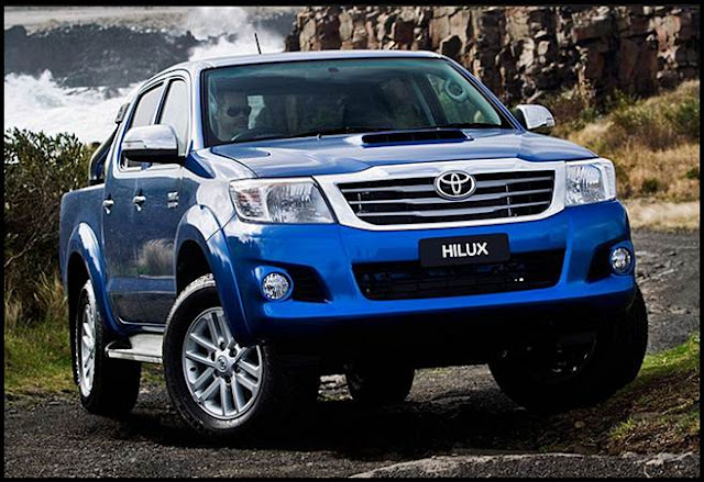2016 toyota hilux sr5 review uk