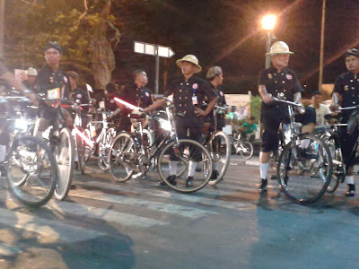 Salah satu komunitas sepeda