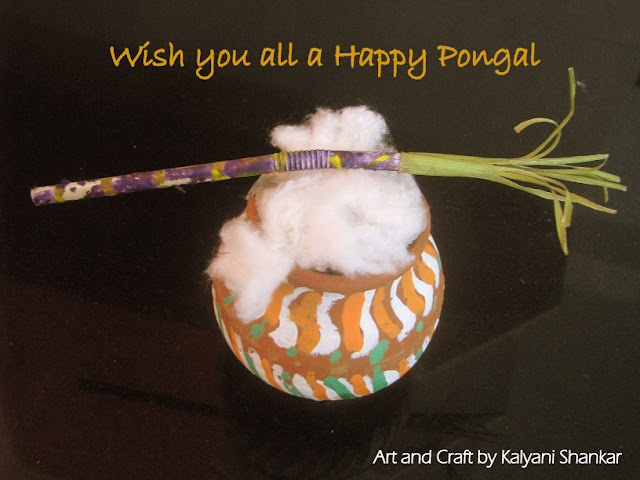 An easy pongal craft