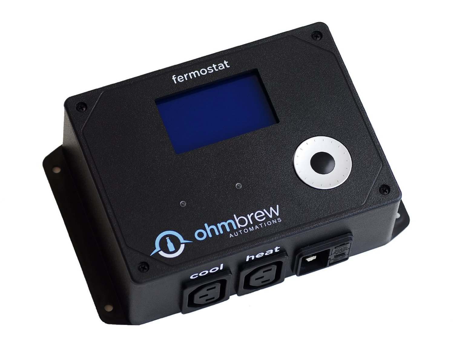 Fermostat from Ohmbrew Automations. Dual Stage temperature controller  #256FA6