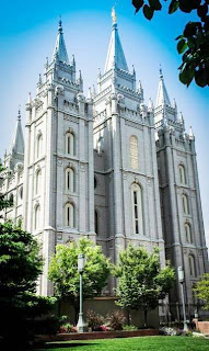 Mormon Temple Salt Lake City (Best Honeymoon Destinations In USA) 7