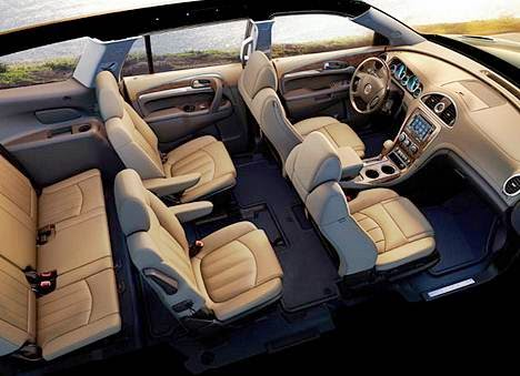 2015 Buick Enclave, 2015 Buick Enclave Concept, 2015 Buick Enclave ...