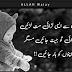 Larai Tou Jeet Jain Mgr Apno Ko Har Jaien - Urdu Loves Quotes Grafixs