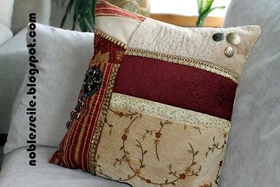 yastık dikişi