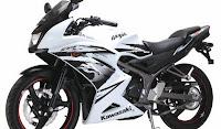 harga Ninja 150 RR Facelift Terbaru Indonesi
