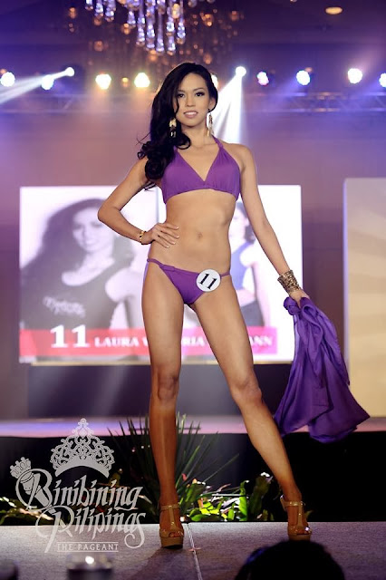 bb pilipinas 2014 press presentation swimsuit philippines universe contestant 11b All Bb. Pilipinas 2014 Contestants in Swimsuit (Press Presentation)