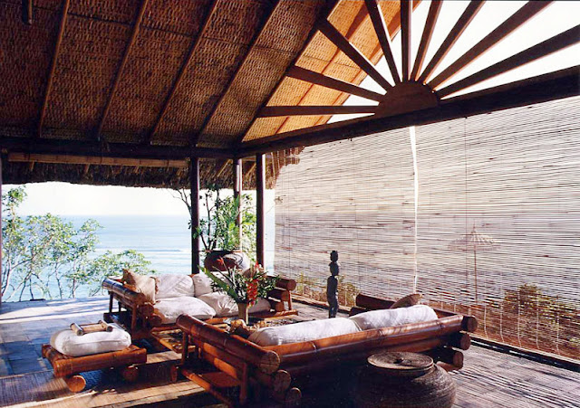 Bamboo Outdoor Blinds1