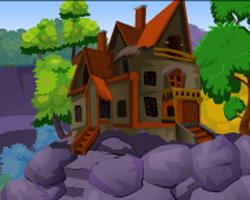 Solucion Rock Hills Village Escape Guia