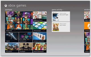 windows 8 xbox games