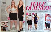 . Lara Lupish for Who Magazine and the contestants from the Biggest Loser.