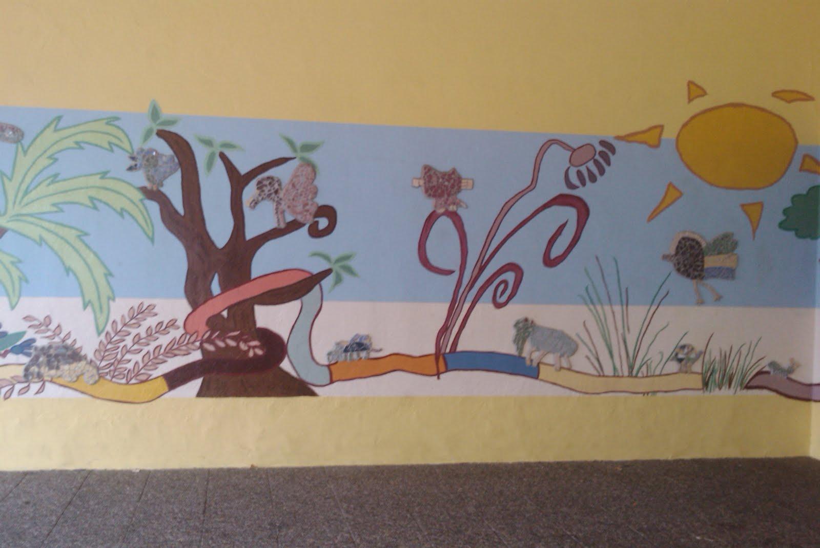 La moz 39 naya d cor mural peinture et mosa que ecole for Ecole d art mural