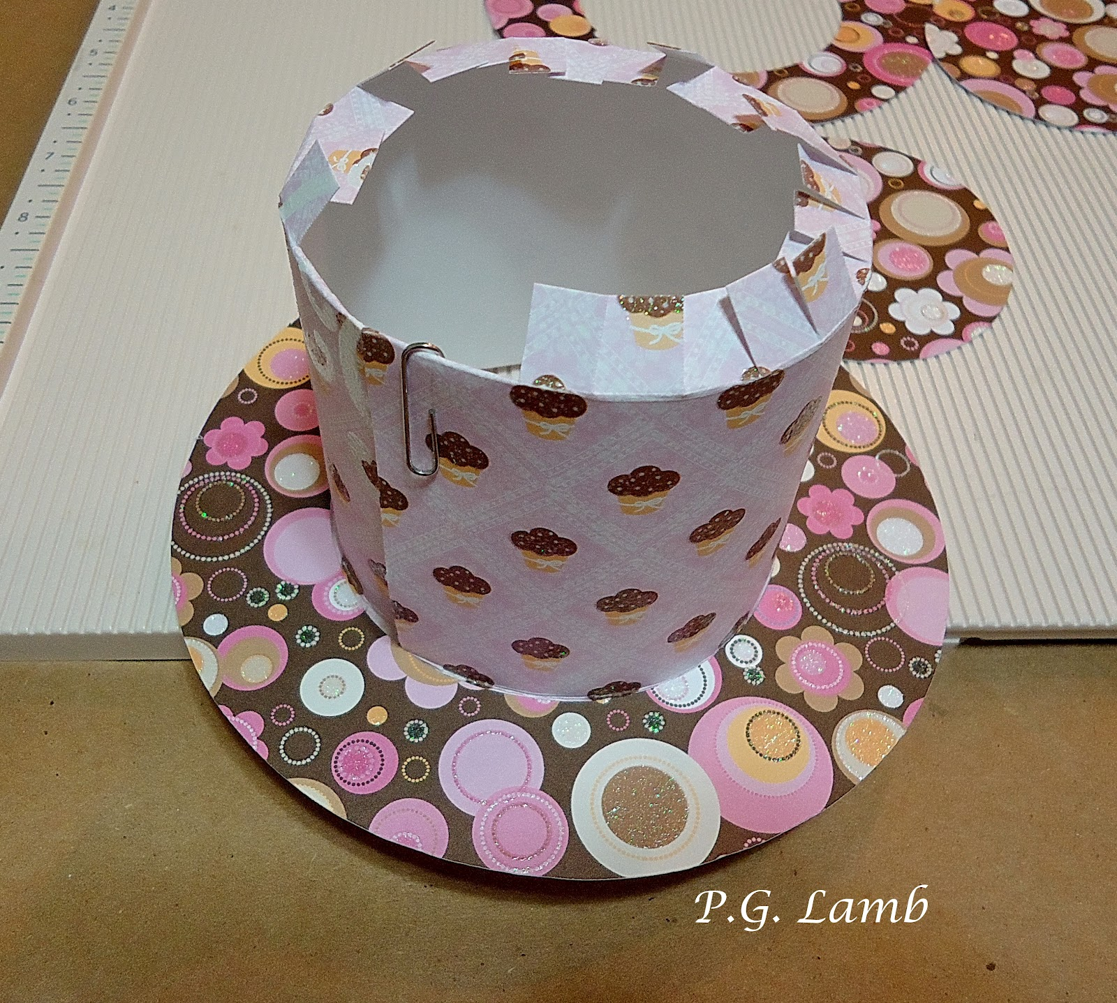 Peachy paper crafts top hat tutorial peachy paper crafts jeuxipadfo Choice Image
