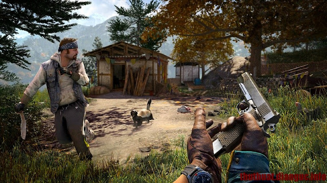 Download Game Far Cry 4 Full Crack 1 link speed