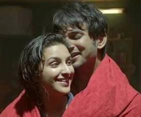 Tere Mere Beech Mein Lyrics - Shuddh Desi Romance