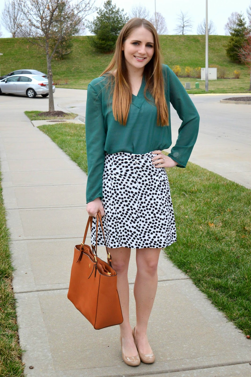A Memory Of Us: spring work outfits | A Kansas City Fashion Blog