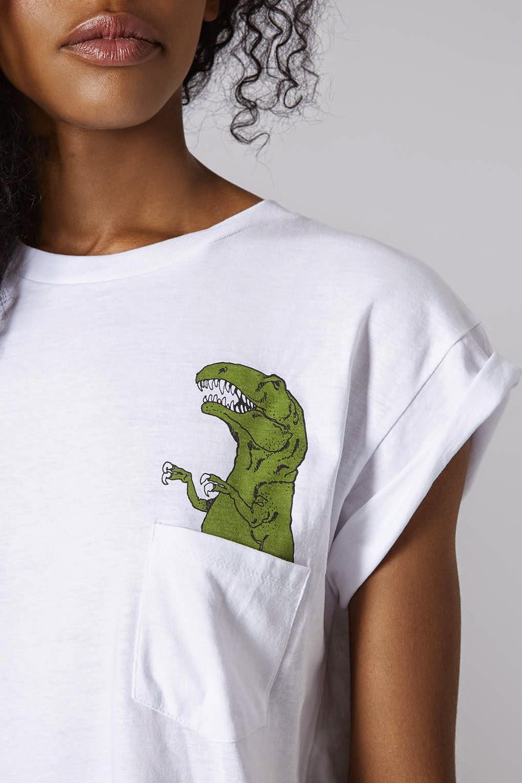 adult dinosaur top