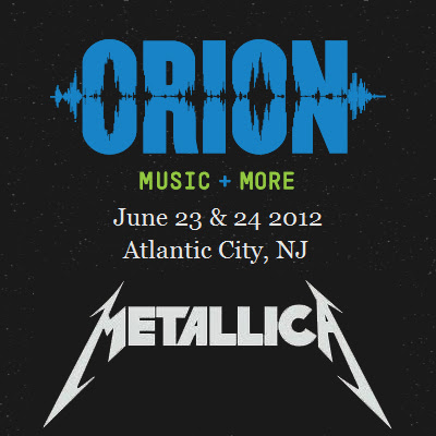Metallica Orion Music + More online