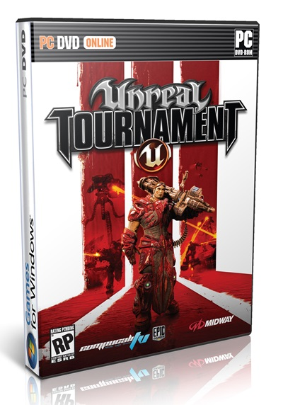 Unreal Tournament 3 PC Full Espaol Descargar DVD9 