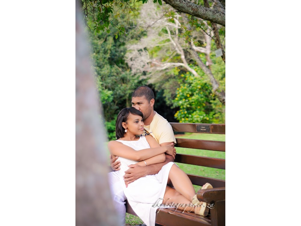 DK Photography Slideshow-19 Rochelle & Enrico's Engagement Shoot in Kirstenbosch Botanical Garden & Llandudno Beach  Cape Town Wedding photographer