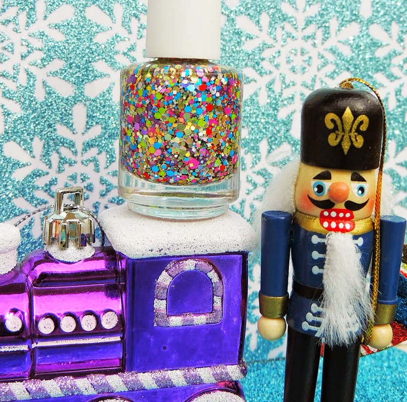 Christmas Nutcracker Nail Polishes