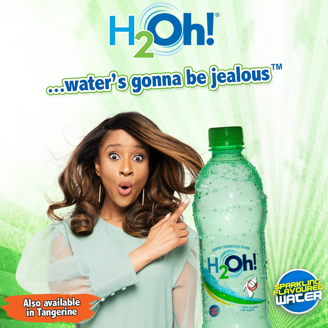 Get Your H2Oh! Water