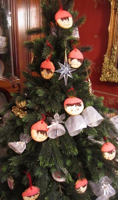 galletas navidad duende