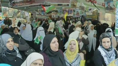 ISRAEL NÃO CUMPRE ACORDO E DOIS PRESOS MANTÊM GREVE DE FOME