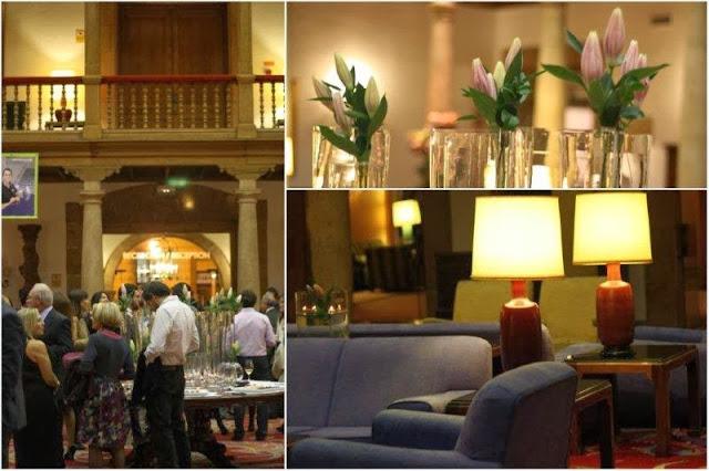 Premios Santa Marta 2013: Interior Hotel Reconquista de Oviedo