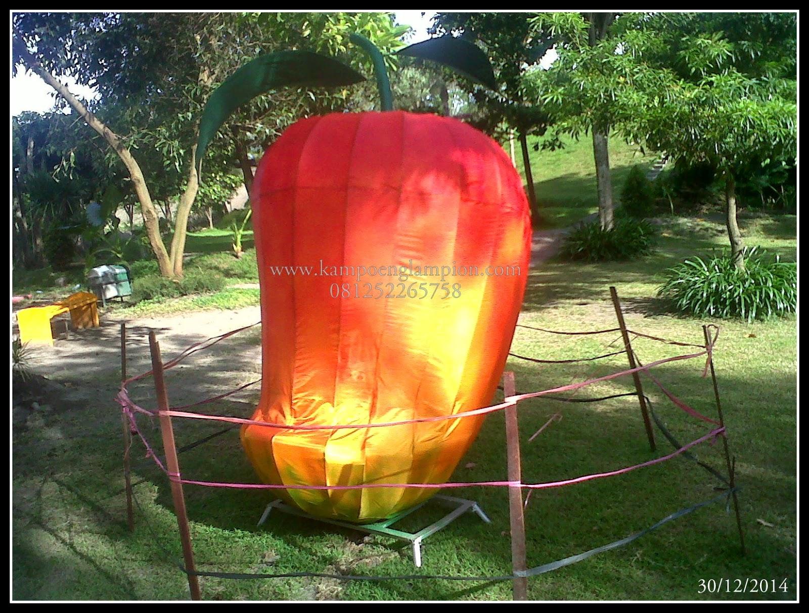 Lampion Taman