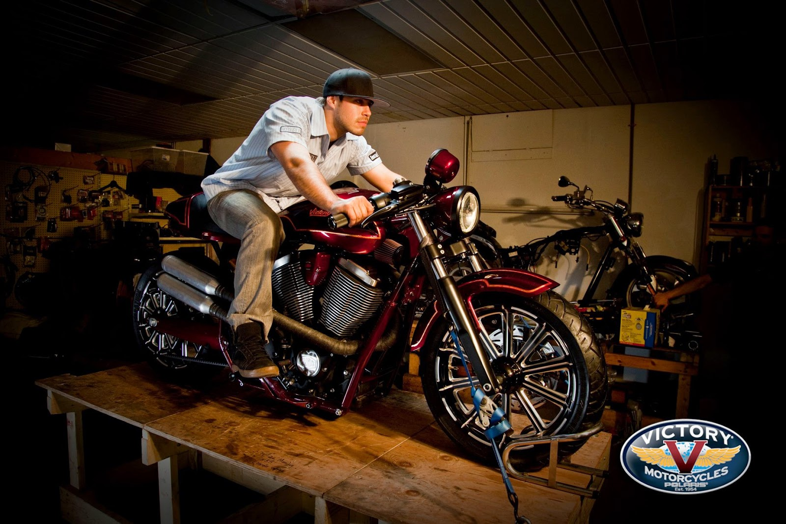 25 best images about Victory Cafe' Racer on Pinterest ...