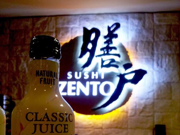 Sushi Zento @ Precinct 10, Penang