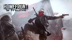 لعبة HOMEFRONT THE REVOLUTION