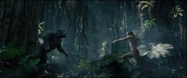 "First Look : ""The Legend Of Tarzan"""