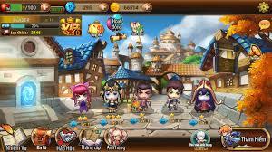 Tải Game Siêu Thần Liên Minh