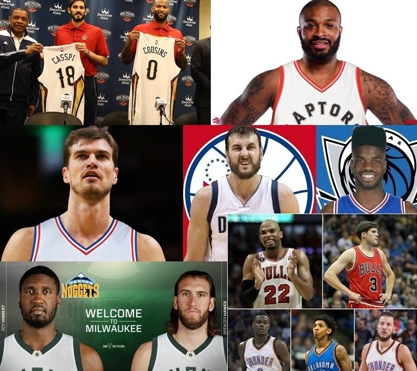 NBA 2K17 All Frebruary Trades Roster Update