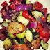 Quick & Easy Meal - Roasted Vegetable Medley with Chorizo Pork Sausage
