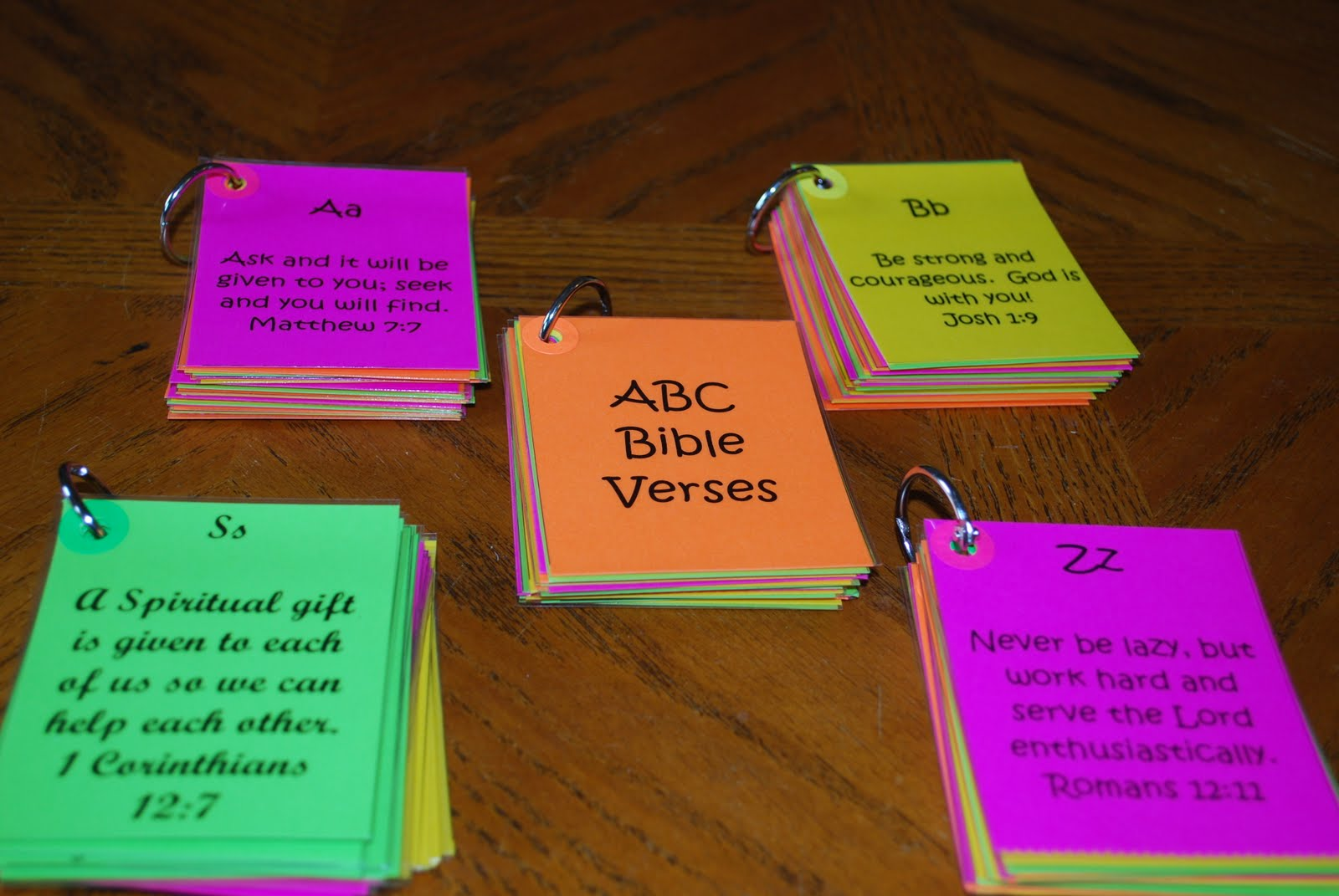 A day in the life of this mom abc bible verse flash cards abc bible verse flash cards negle Images