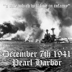 Remember Pearl Harbor day