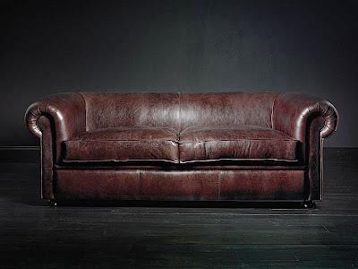 Jenis Kulit Pelapis Sofa