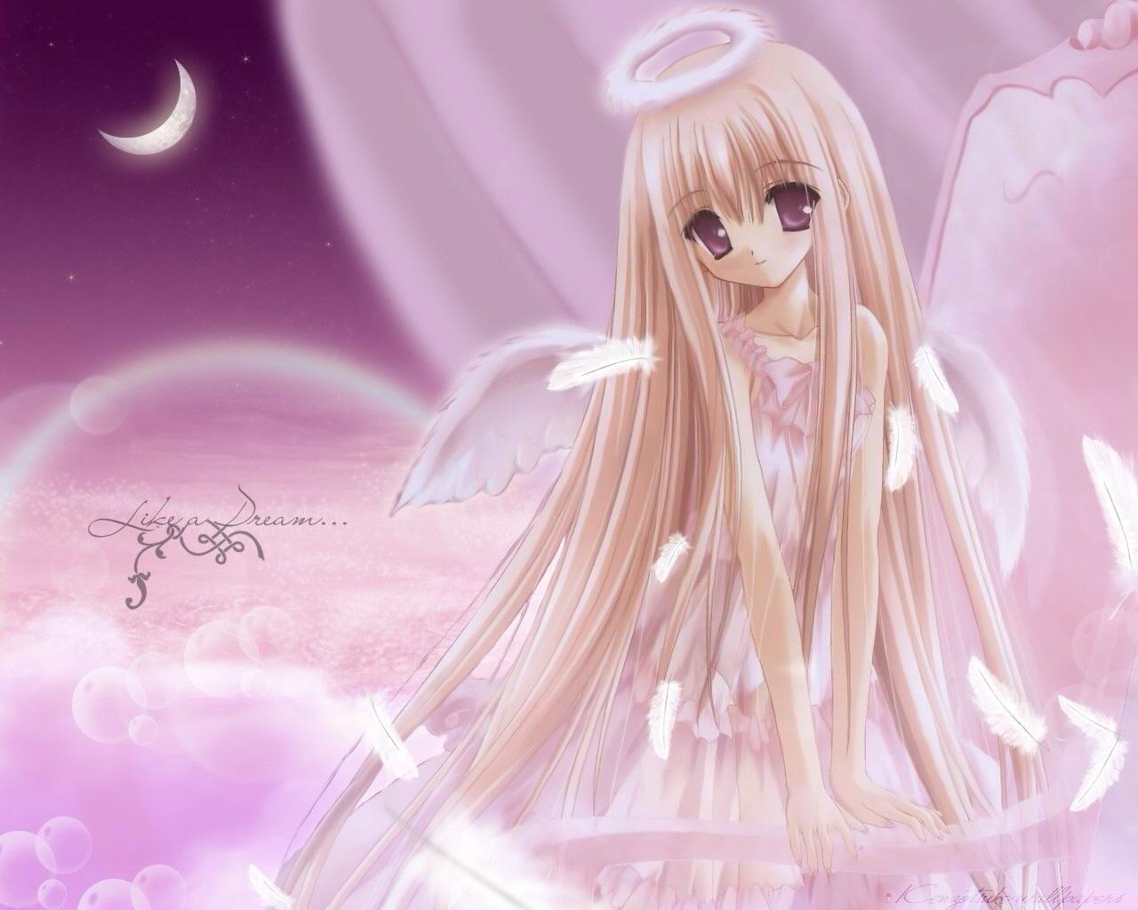 Anime & Mangá Para Garotas: Anjos E Demônios