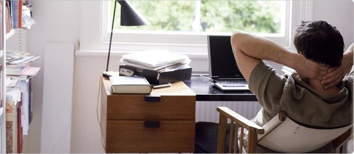kerja kantor di rumah