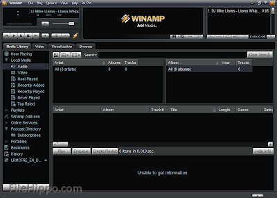 Winamp 5.64 Full Free Download
