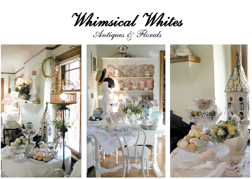 Whimsical Whites Blog