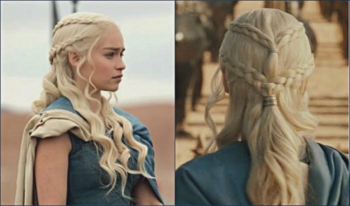 Daenerys rosto