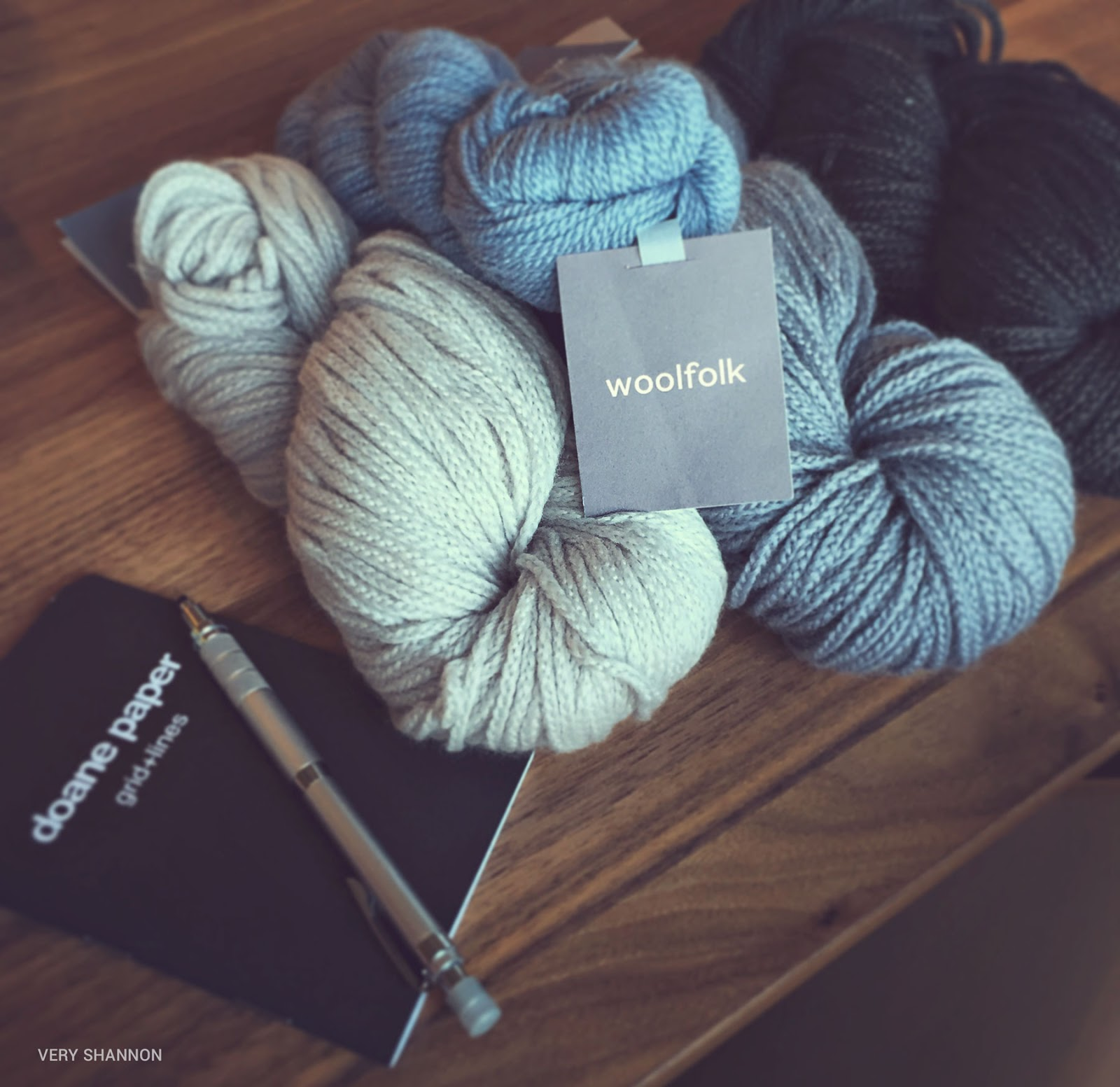Woolfolk Yarn  || VeryShannon.com