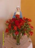 Virgen santa,ruega por nosotros