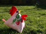 Please click on the chicken to visit the fabulous Sew Happy Shop!